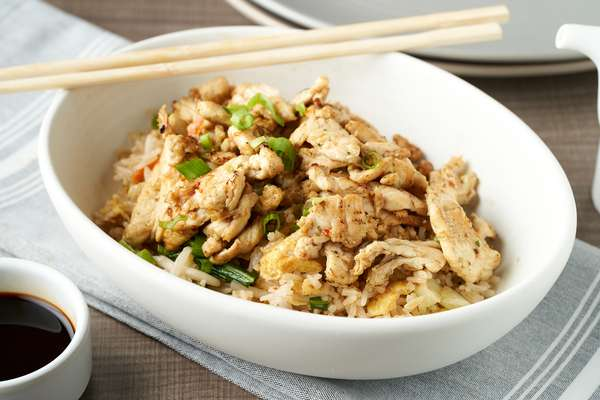 Uncle Fu's Fried Rice