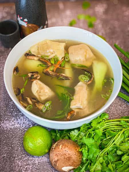 Large Wonton Soup