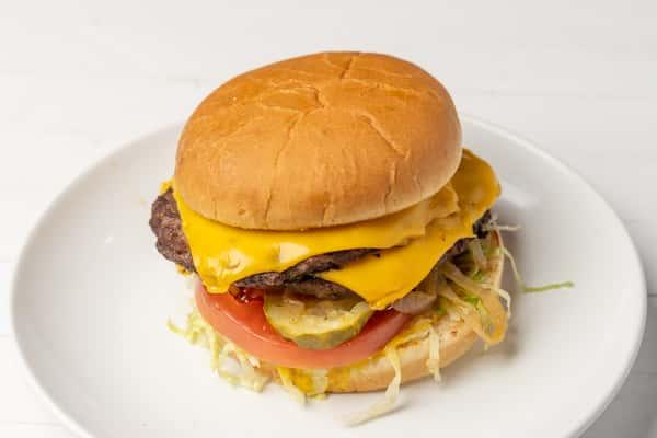 Double Cheeseburger Special