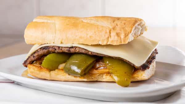Poor Boy Steak Sandwich Special