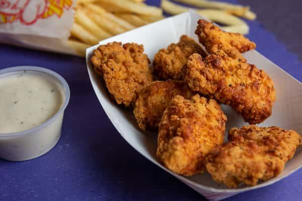 Bubba's Boneless Chicken Wings