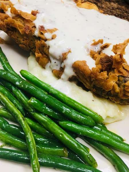 Awesome Chicken Fried Steak