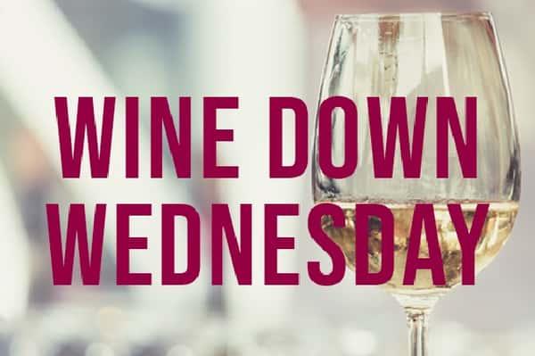 Wine Down Wednesday! 20% Off Bottles!