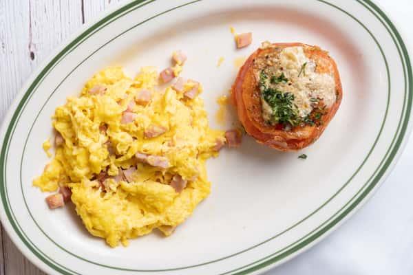 #3 Scrambled Eggs