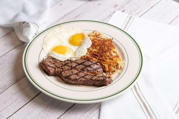 #6 Choice New York Steak
