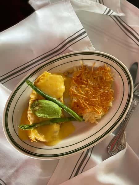 Salmon Omelet