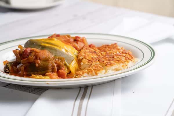 Tuesday: Market Street Omelet