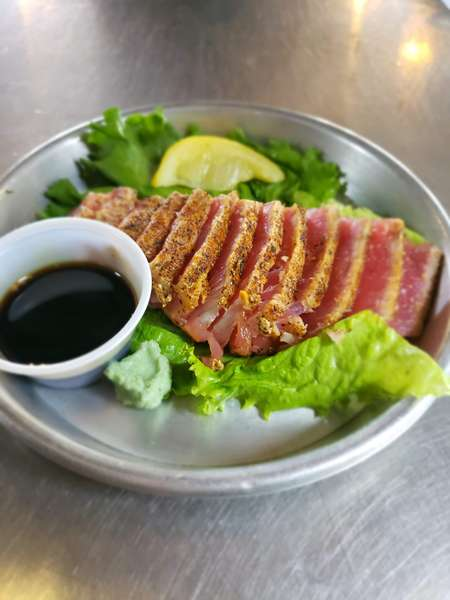 Blackened Ahi Tuna