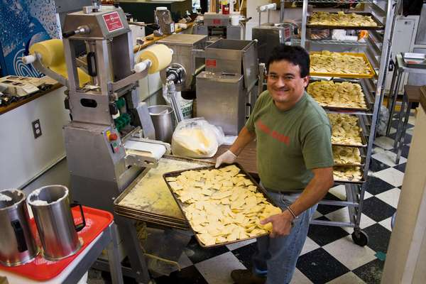 Agustin, our pastero
