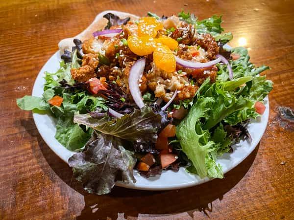 Sticky Thai Chicken Salad