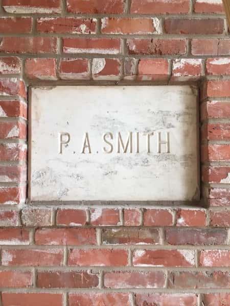 PA Smith