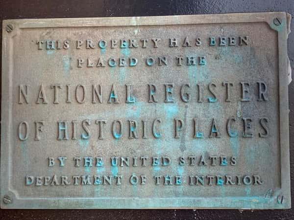 National Register of Historic Places Navasota Texas
