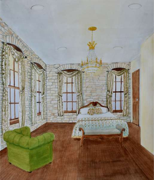stateroom interior