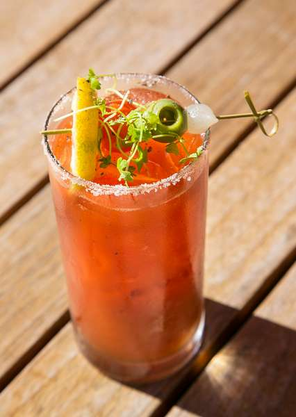 Titos Bloody Mary