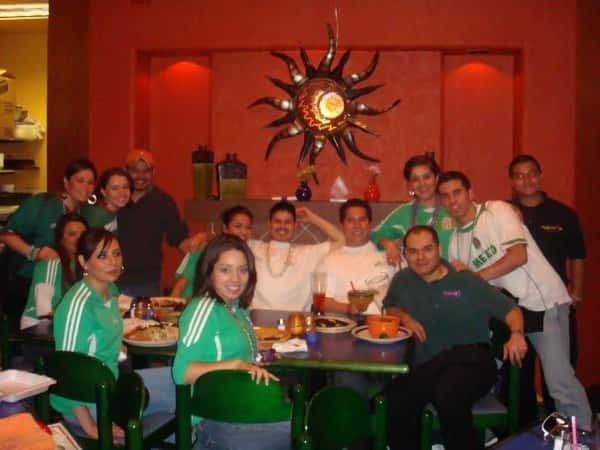 Tapatio Staff