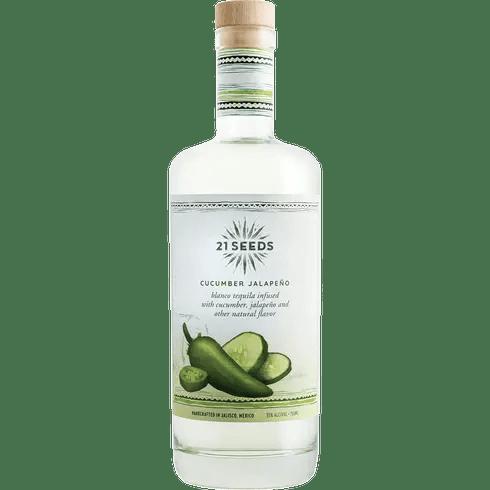 21 Seeds Cucumber Jalapeno