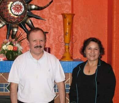 Salvador & Beatriz Barajas