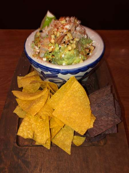 Dungeness Crab Guacamole