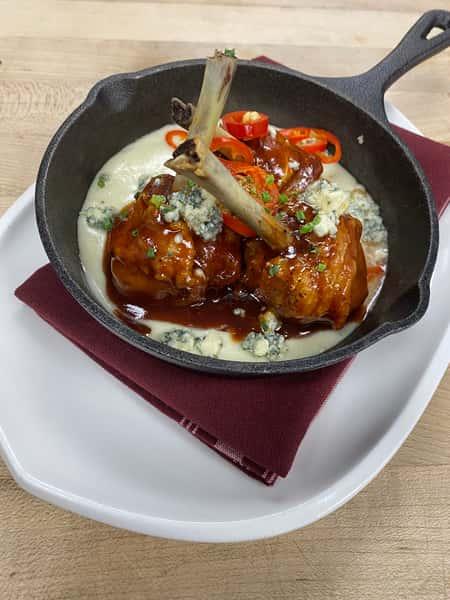 Roasted Chicken Skillet