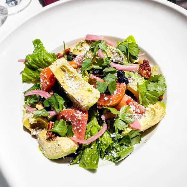 Avocado & Tomato Salad