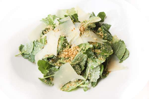 Baby Kale Caesar