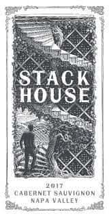 Stack House Cabernet Sauvignon, CA '18
