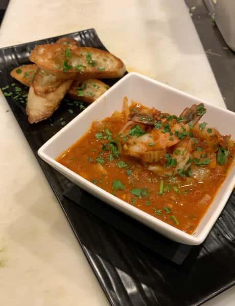 Shrimp Cioppino