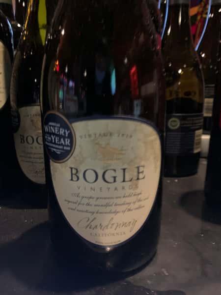 Chardonnay - Bogle, CA 2018
