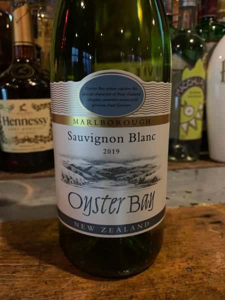 Sauvignon Blanc - Oyster Bay, NZ 2019