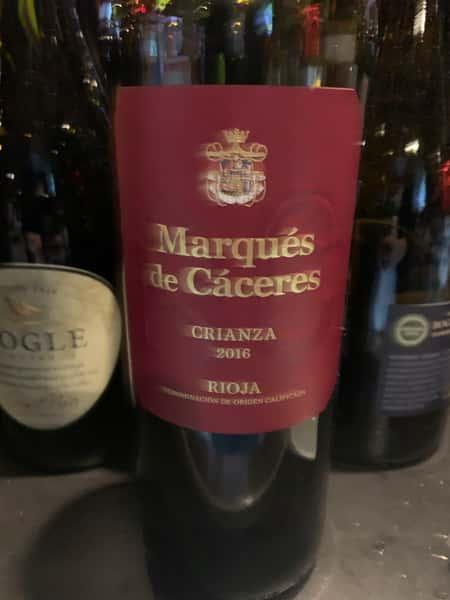 Rioja - Marques de Caceres, Spain 2016