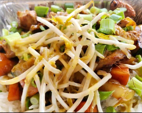 Teppanyaki Bowls