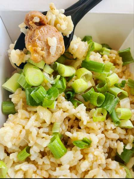Fried Rice Bowls