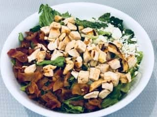 Chicken, Bacon, Avocado Chopped Salad