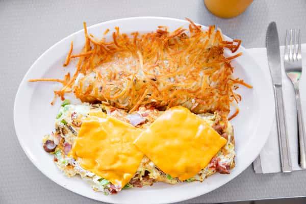 Supreme Omelette
