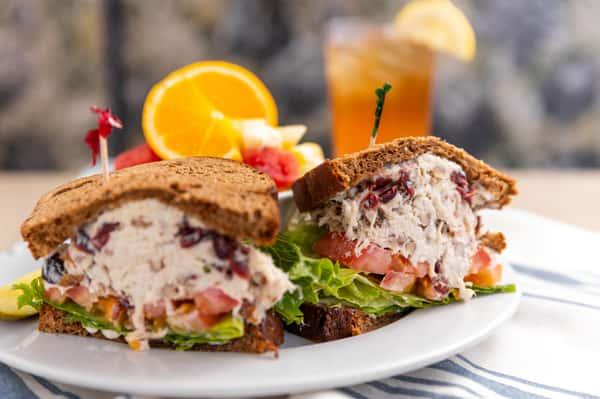 chicken salad sandwich