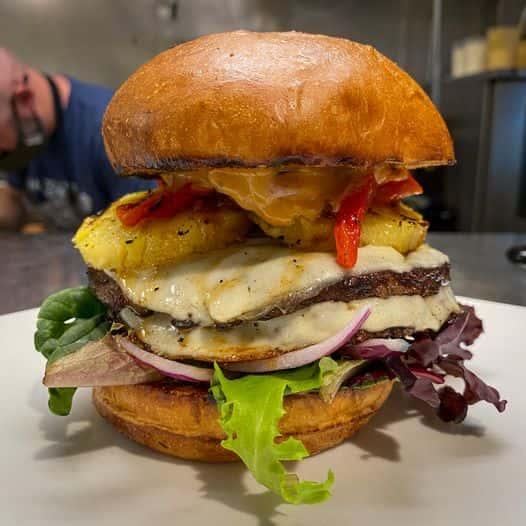 Aloha Burger*