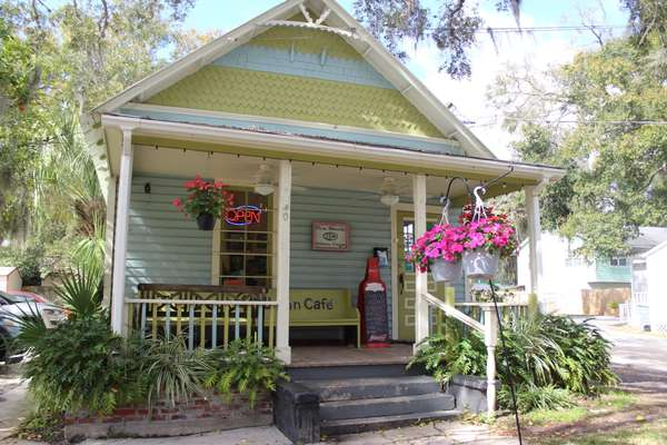 Eclectic Cuisine in St. Augustine