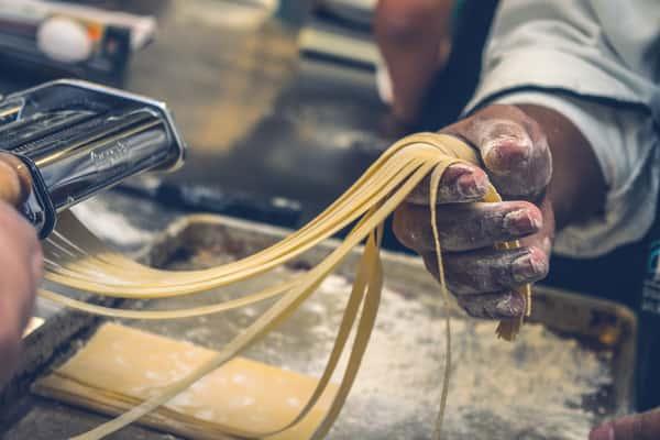 scratch pasta