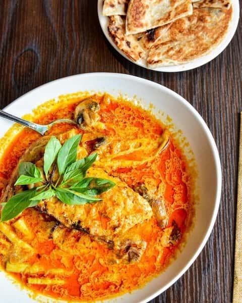 Chilean Sea Bass Curry
