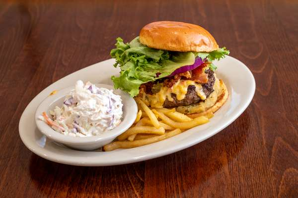 Bama Twister Burger