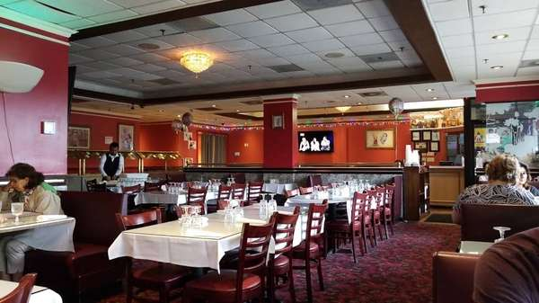 Lunch Buffet/Dine-In Ambience