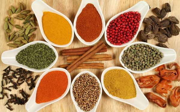 Indian Ancient Special Spices and Herbs