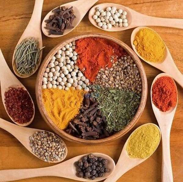 Indian Ancient Delicacies Spices and Herbs