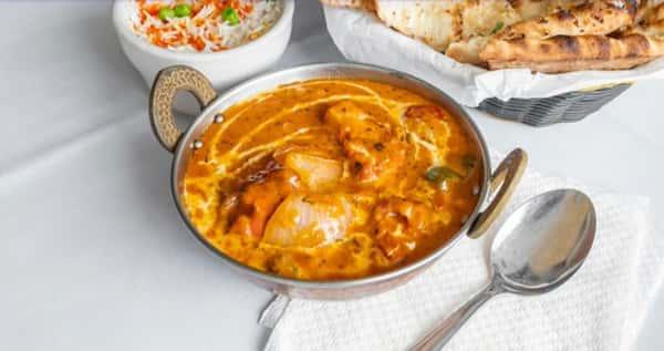 104. Chicken Tikka Masala