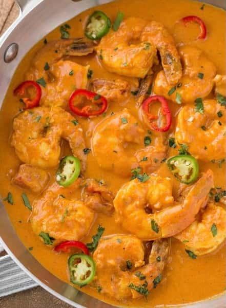 131. Shrimp Maharaja