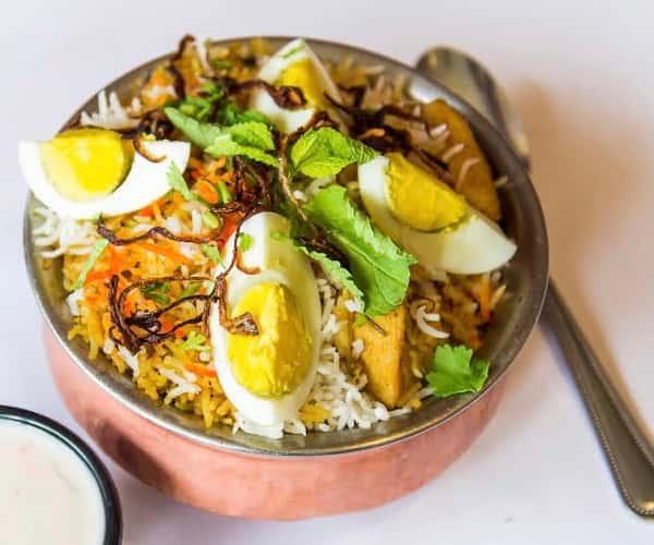 149. Chicken Biryani