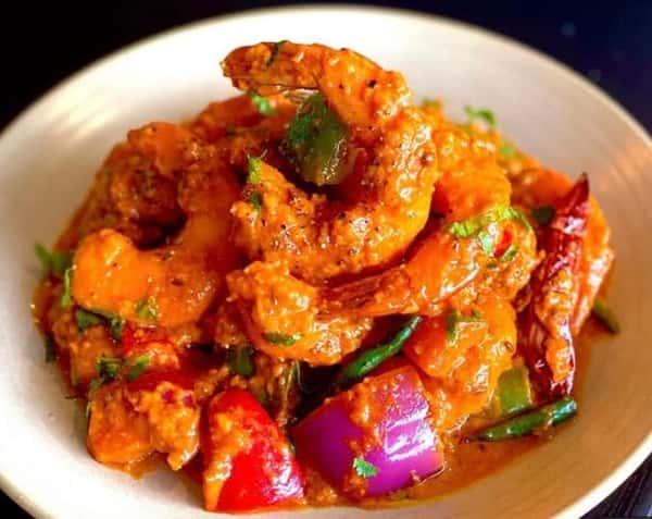 132. Shrimp Tikka Masala