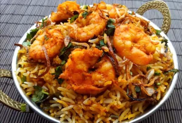 151. Shrimp Biryani