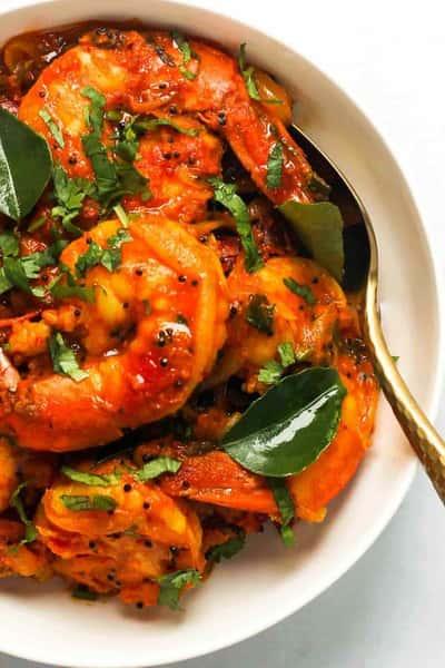 Shrimp Dishes