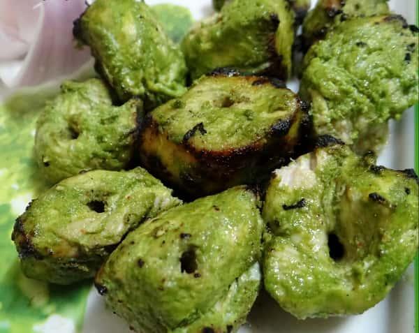 Hariyali Chicken Kabob